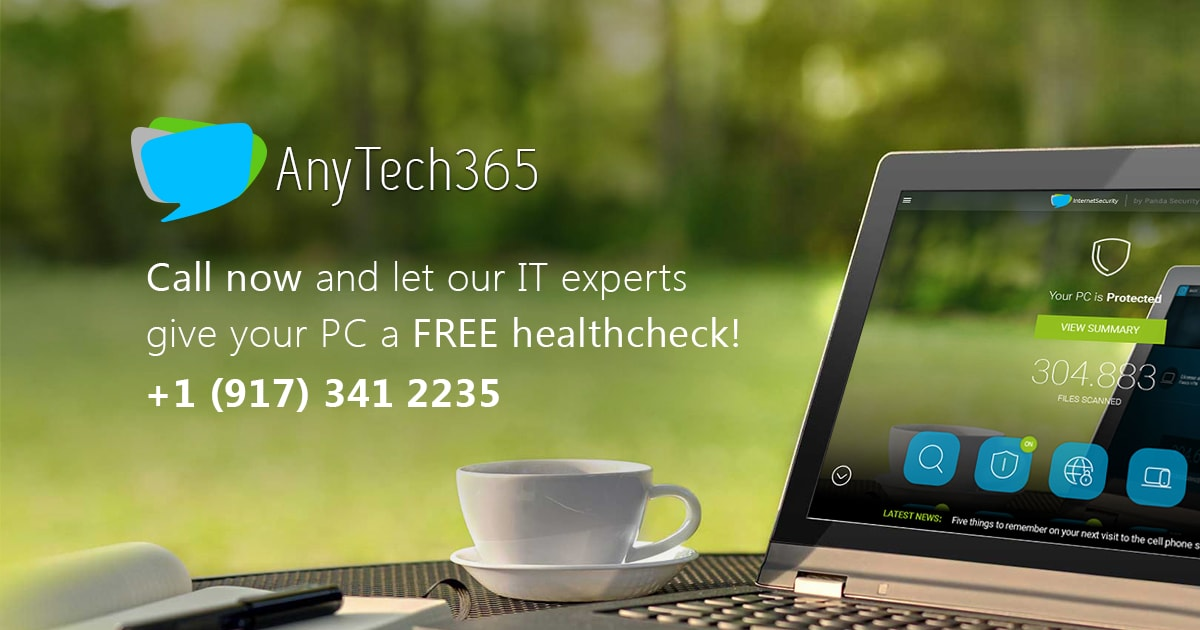 AnyTech365 - IoT Security Solutions