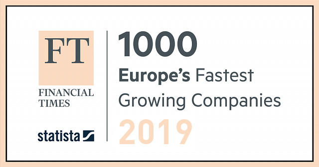 FT1000 Europe's Fastest Growing Companies