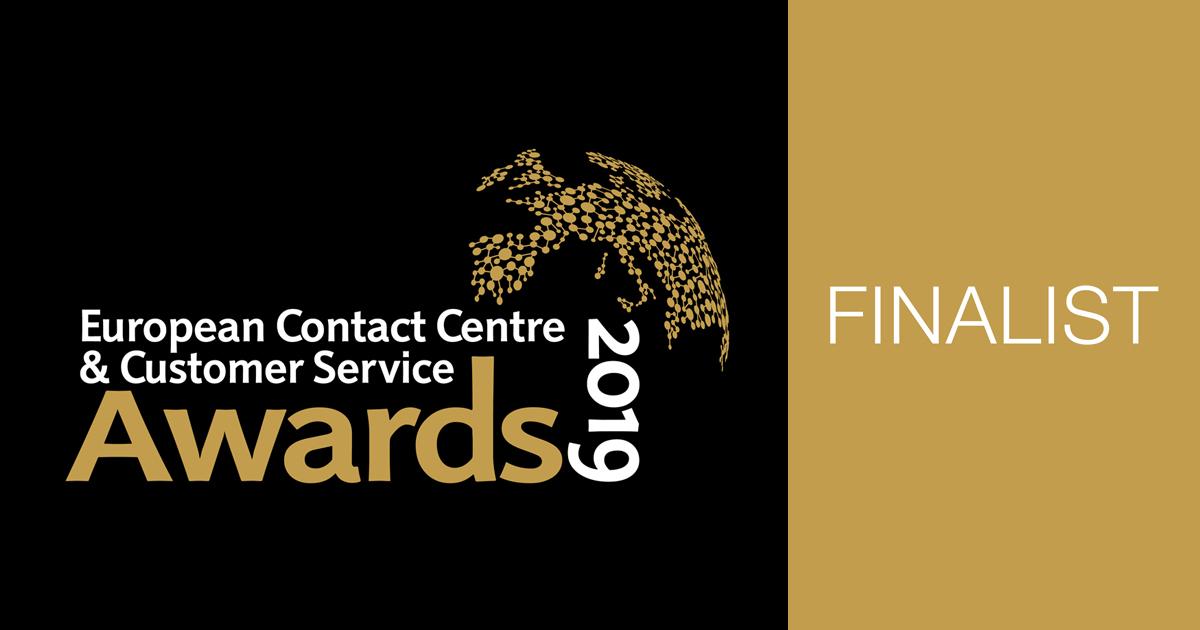 EU Contact Centre & Customer Service Awards