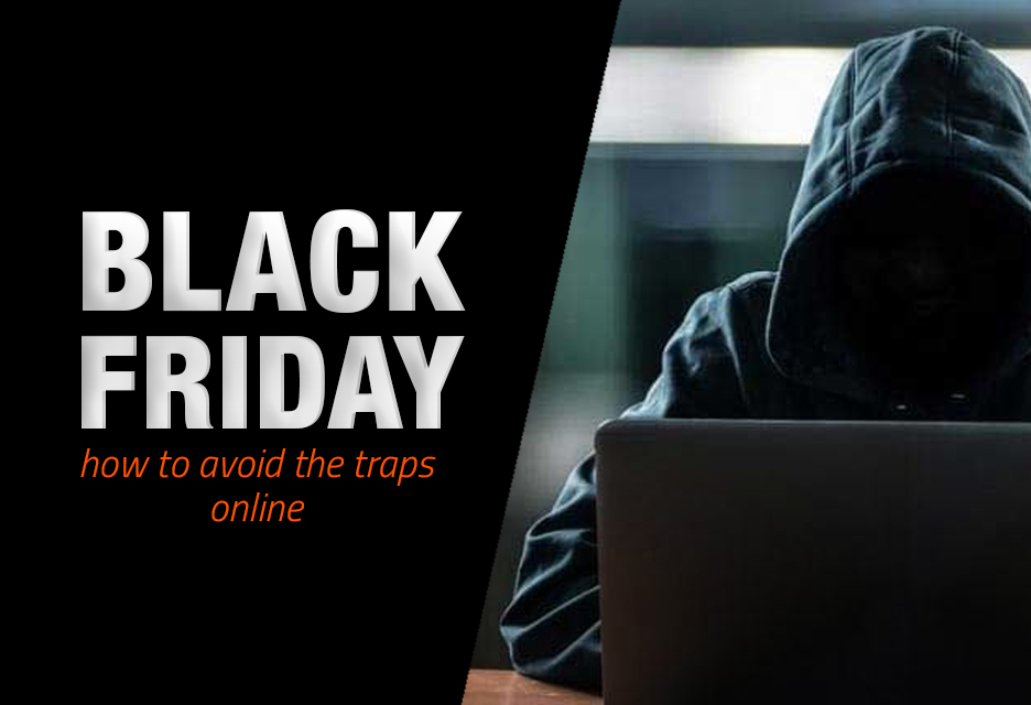 Black Friday avoid the scams