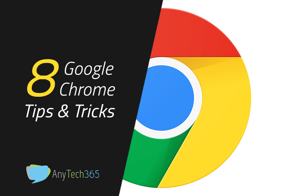 8 Google Chrome Tips