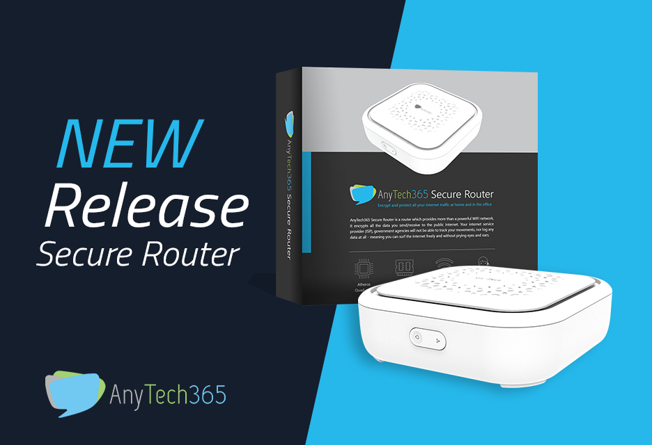 Most Secure Router 2020 Anytech365