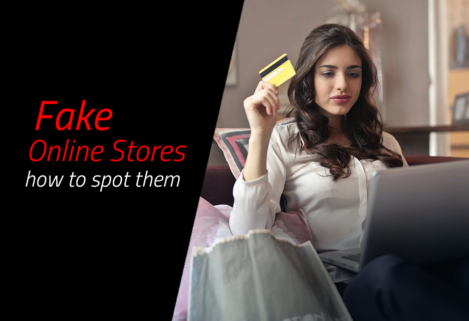Fake online stores and how to spot them