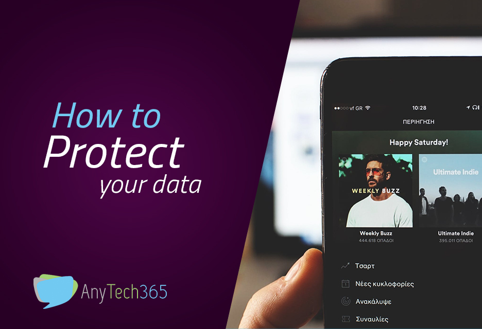 How to protect your data on your stolen smartphone