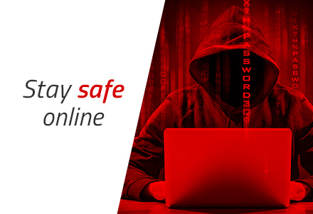Stay safe online; avoid this common CyberCrime trick