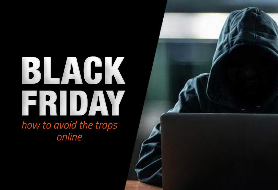 Black Friday avoid the scams